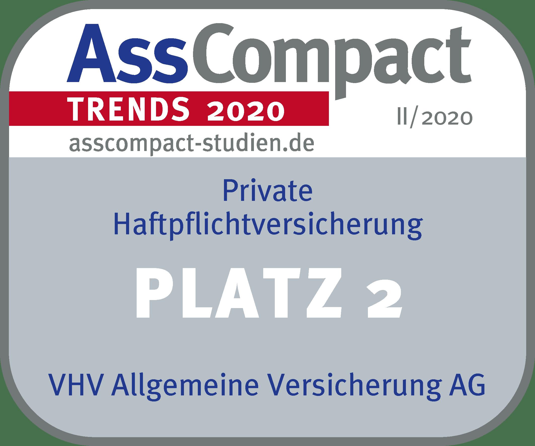 VHV_TRENDS-II-2020_Private_Haftpflicht_Platz-2.png